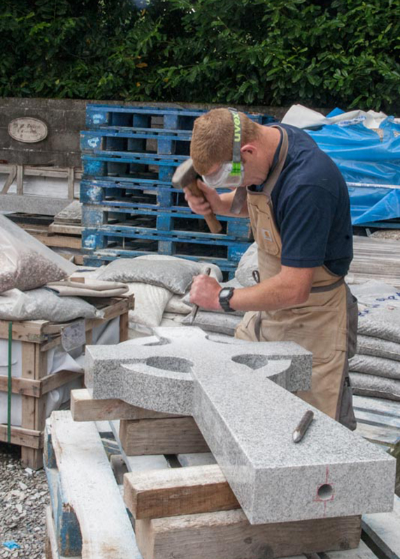 Our Stonemasons