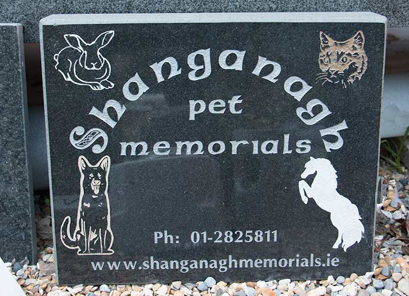 Pet Headstones